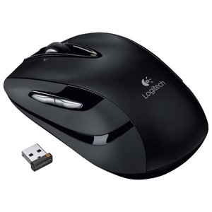 Logitech Wireless Mouse M545, Zwart