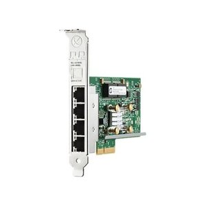 HP HSTNS-BN82 331T ETHERNET-ADAPTER 4x Gigabit PCI-e 2.0 x4