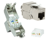 Keystone-Jack-RJ45-Cat6A-Shielded-LogiLink-Slim-|-10G-Fully-shielded