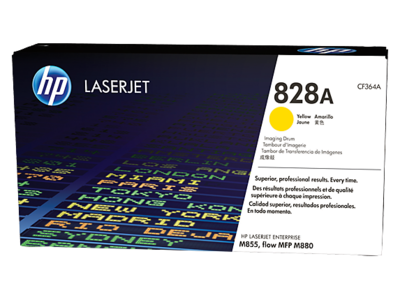 HP 828A (CF364A) drum geel (origineel)