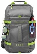 HP-156-inch-(3962-cm)-Gray-Odyssey-backpack-Het-backpack-biedt-plaats-aan-notebooks-tot-156-inch-(3962-cm)-diagonaal-heeft-een-speciaal-vak-voor-een-tablet-of-e-reader-is-vervaardigd-van-duurzam