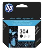 HP 304 Zwart 4ml origineel