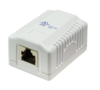 LogiLink-oppervlakte-doos-1x-RJ45-Cat6-1x-RJ45-|-CAT6-|-RAL-9010-pure-white-1x-RJ45-|-CAT6-|-RAL-9010-pure-white