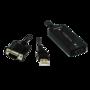 Adapter-VGA-en-USB-(M)--->-HDMI-(F)-LogiLink-Adapter-Adapter