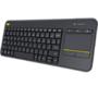 KB-Logitech-K400-Touch-Plus-Zwart-draadloos-Retail